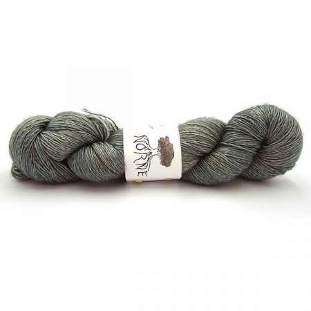 Norne Yarn: Merino / Silk / Yak Singles - Fimbul Winter