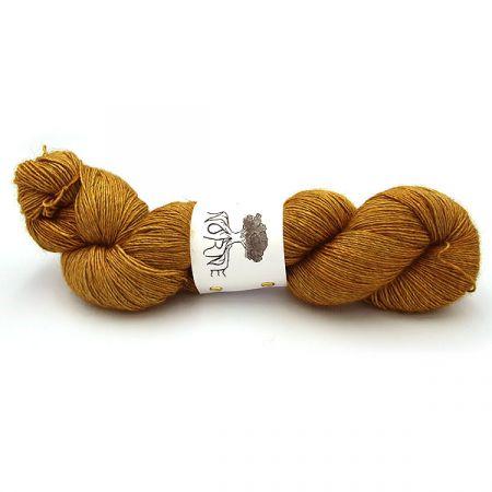 Norne Yarn: Merino / Silk / Yak Singles - Gullinbuste