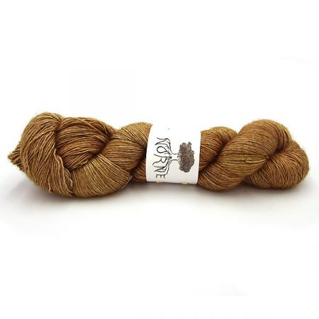 Norne Yarn: Merino / Silk / Yak Singles - Irish Gold