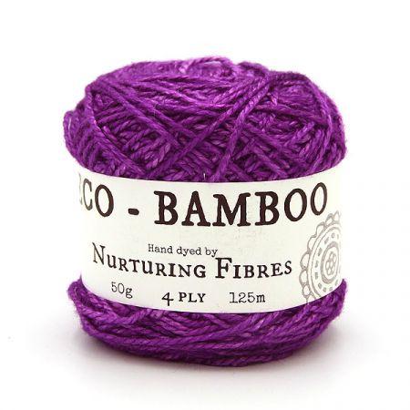 Nurturing Fibres: Eco-Bamboo – Violet