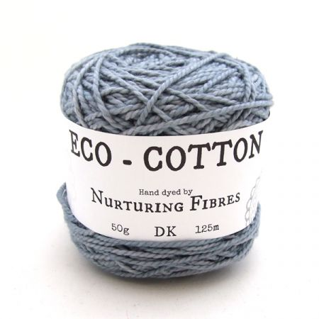 Nurturing Fibres: Eco-Cotton – Cobblestone