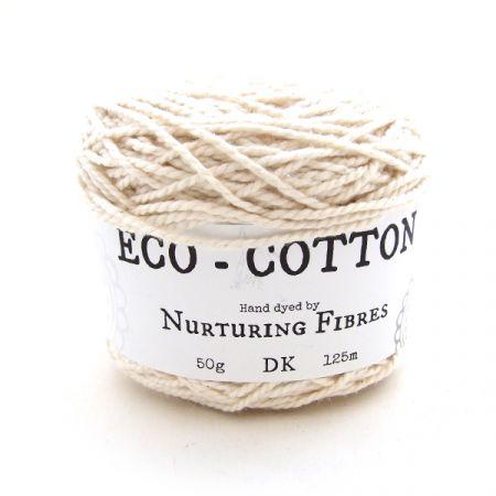 Nurturing Fibres: Eco-Cotton – Vanilla