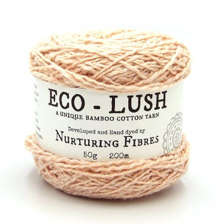 Nurturing Fibres: Eco-Lush – Sea Shell