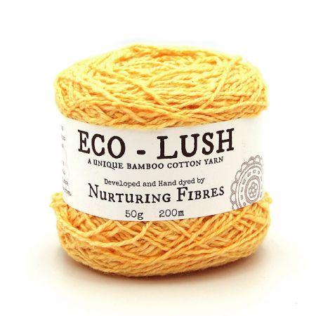 Nurturing Fibres: Eco-Lush – Sunglow