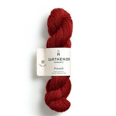 Garthenor: Preseli – Baked Crimson