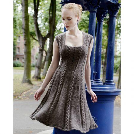 Purl Alpaca Designs: The Icon Dress