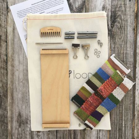 Purl & Loop: Bracelet Loom Kit