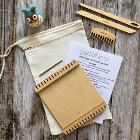 Purl & Loop: Wee Weaver Kit