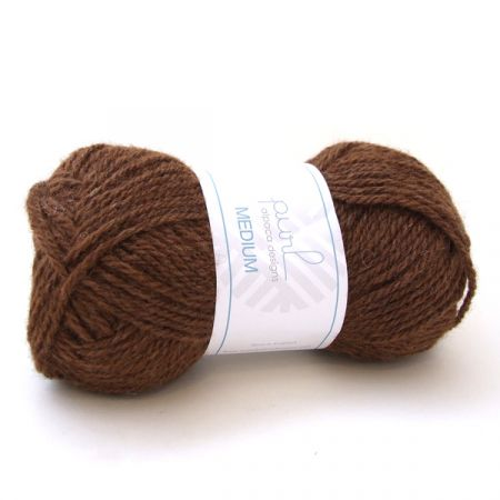Purl Alpaca Designs: Medium – Copper