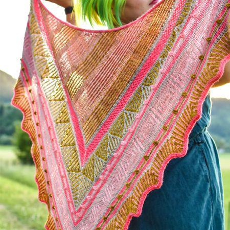 Knit with Attitude: SOSU MKAL Kit