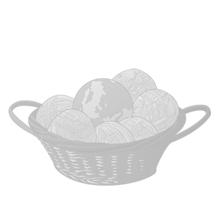 Stitch & Story: PEANUTS - Charlie Brown Hat Kit in Monochrome