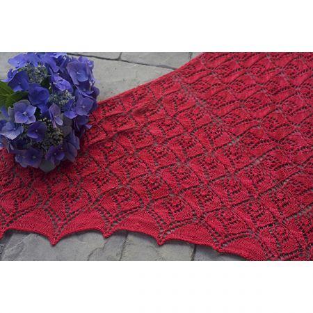 Rosebud Pattern by Emily Wessel