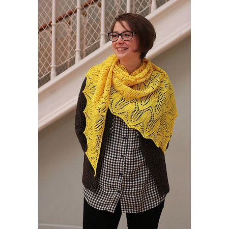 Tin Can Knits: Sunflower Pattern by Emily Wessel
