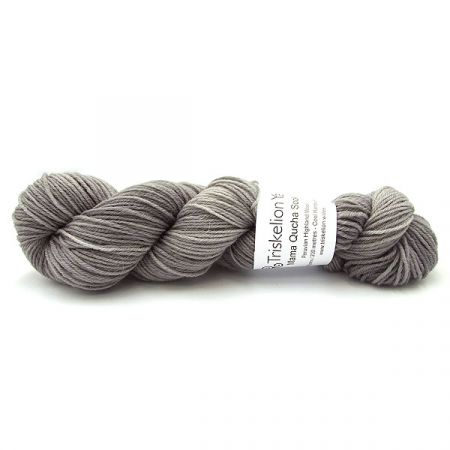 Triskelion Yarn: Mama Qucha Sock - Seagull
