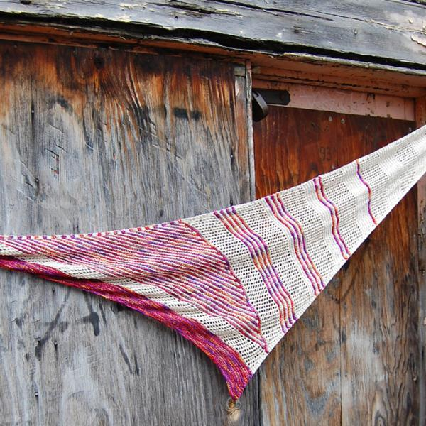 Throwback Thursday - <br>Spitalfields Shawl
