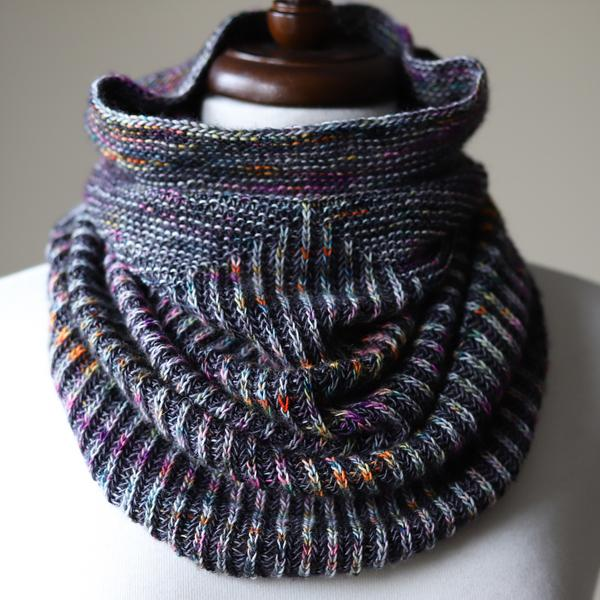 Quick Christmas Knits - Cowls