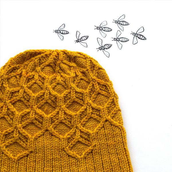 Quick Christmas Knits - Hats