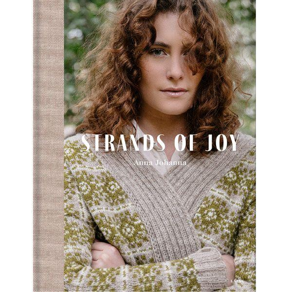 Yarn Pairings for Strands of Joy by Anna Johanna