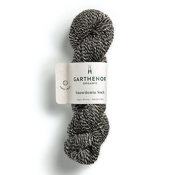 New Yarn - Garthenor <span>Snowdonia Sock</span>