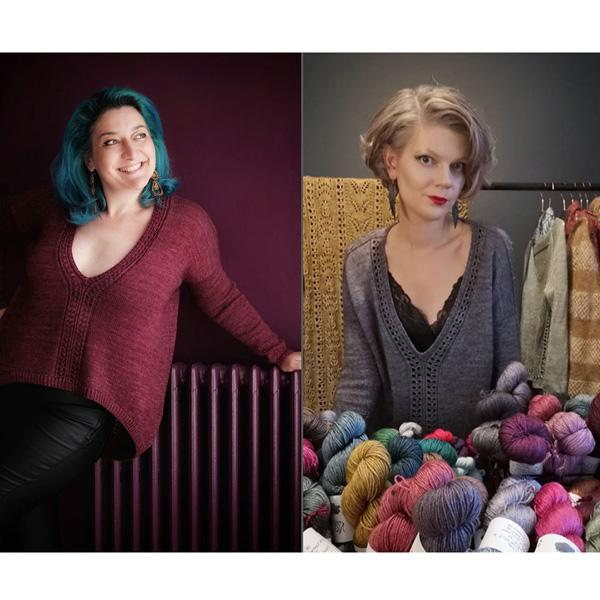 When everything happens at once - iKnit7 Holiday Yarn Extravaganza