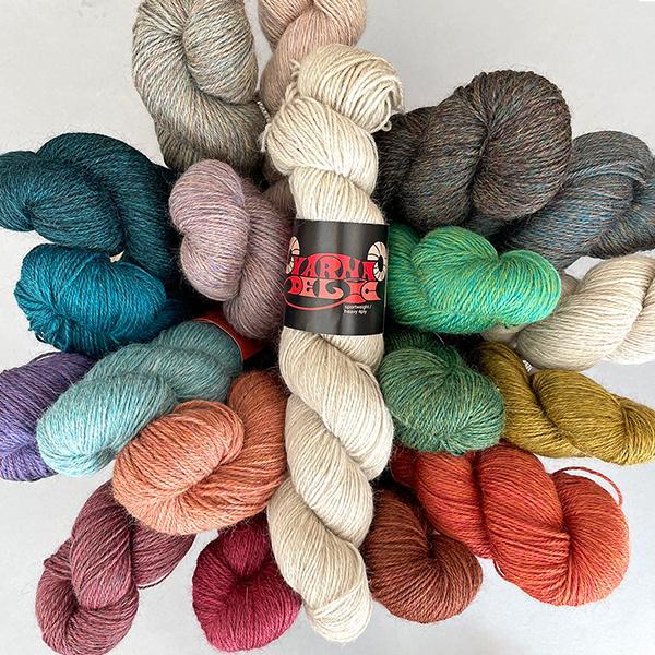 New Yarn - John Arbon Yarnadelic