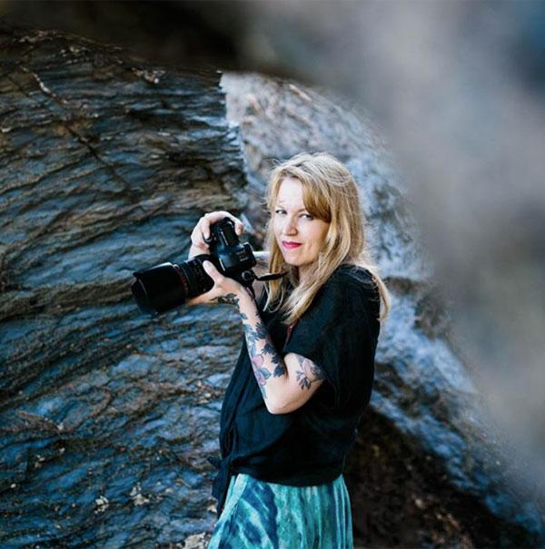 The Photographer - Jonna Hietala - Kickstarter Campaign