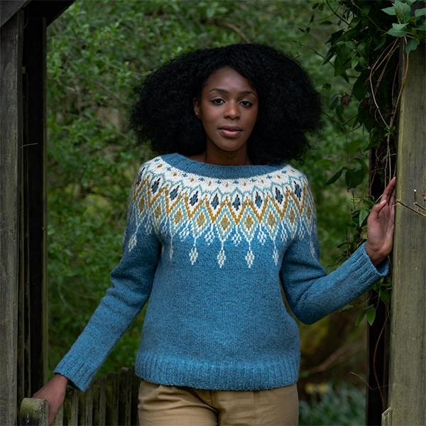 <span>The Fibre Co.</span> -  Pattern Giveaway