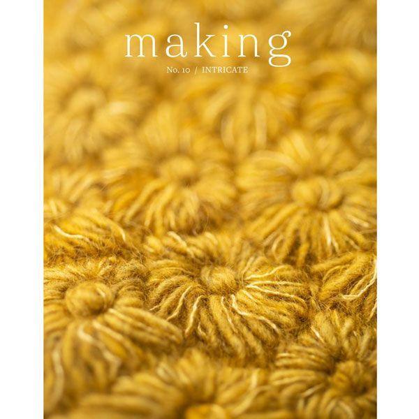 Yarn Pairings For <span>Making No. 10</span> - Intricate