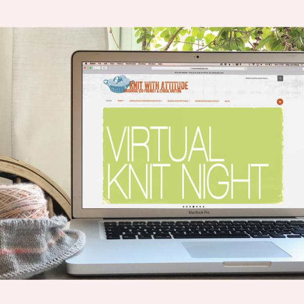 Virtual Knit Night September 17th