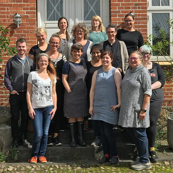 Flashback Friday - Maya and George's trip to the <span>G-uld Dyeing Workshop</span>