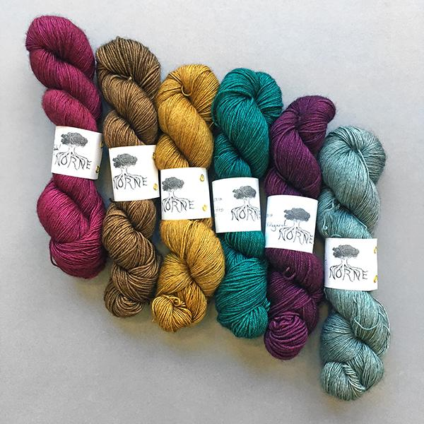 Introducing <span>Norne</span> Yarn