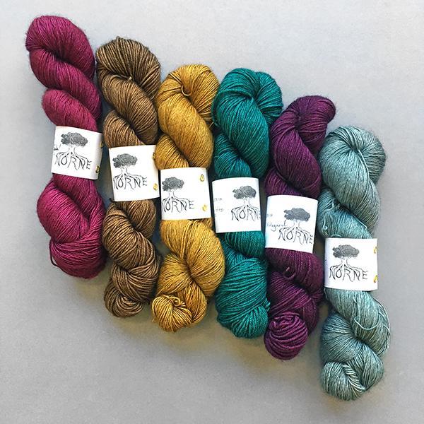 Introducing <span>Norne</span> Yarn