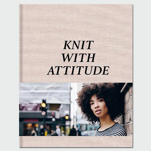 Knit with attitude - a 10-year celebratory collection - yarn requirements and sizes