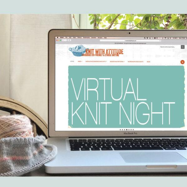 Virtual knit Night November 12th