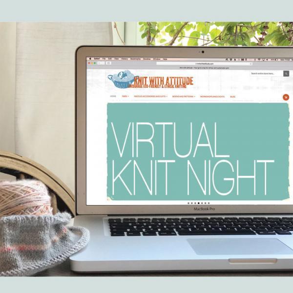 Virtual Knit Night January 21st