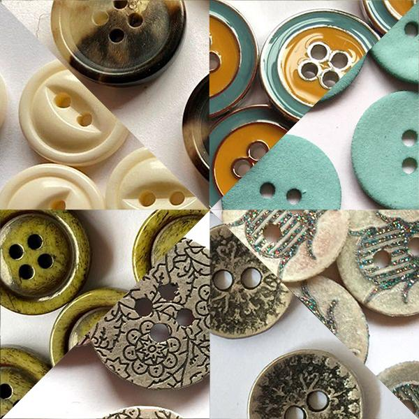 Introducing <span>Buttons</span> from Textile Garden