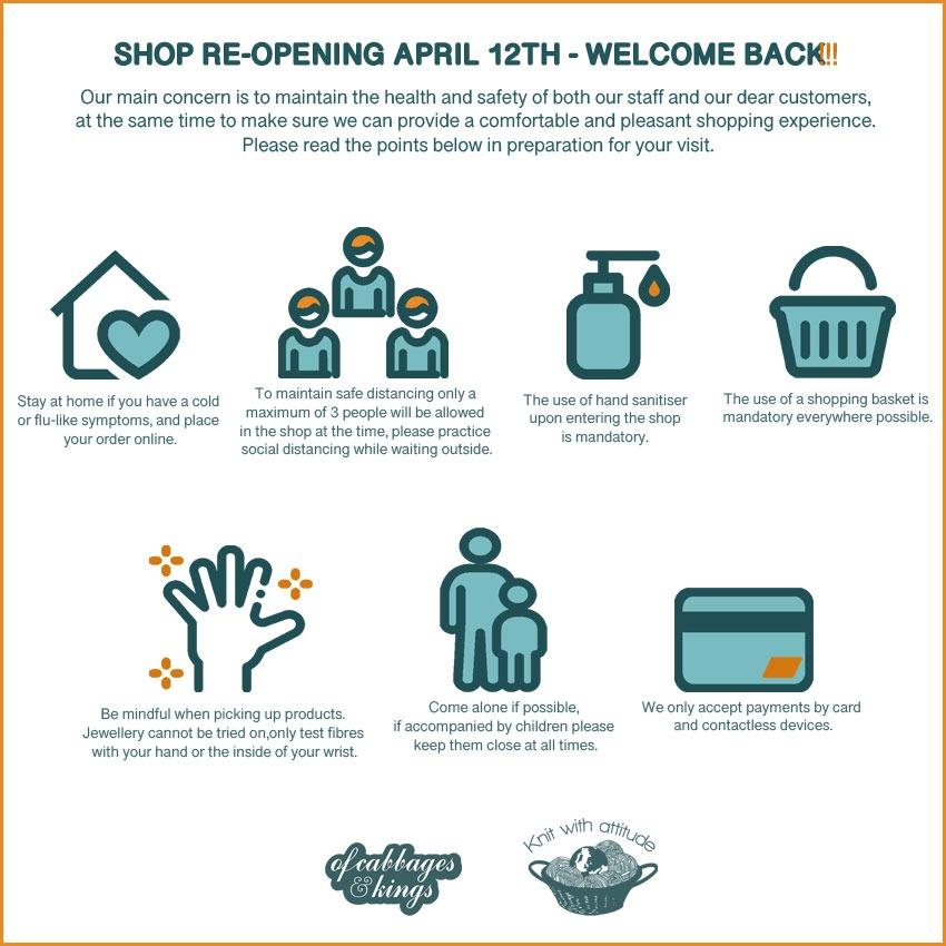 Shop Guidelines