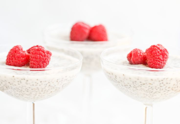 Chia Seed Pudding - via Deliciously Organic