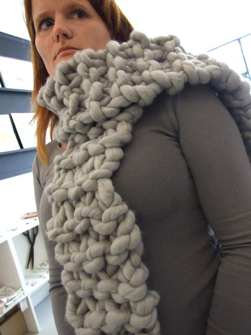 Fat&Sassy scarf