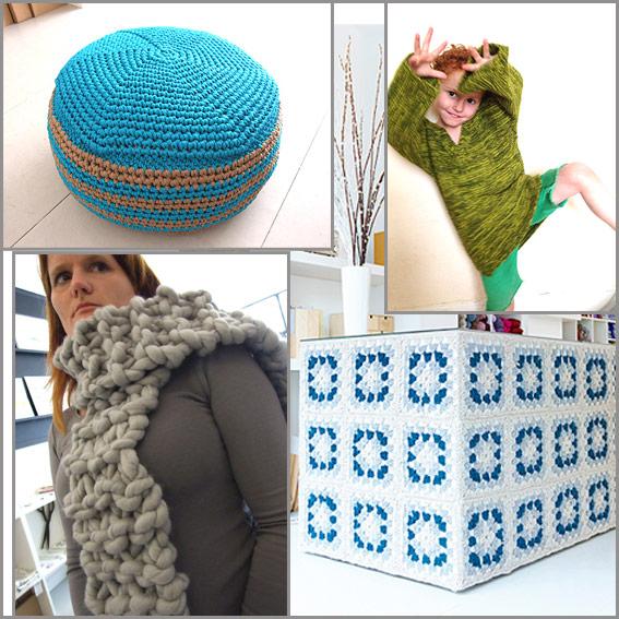 Maya's 2013 knits