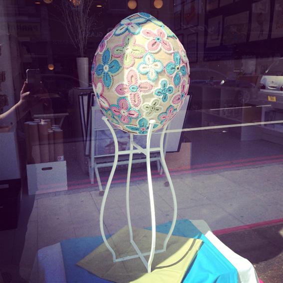 Window Egg