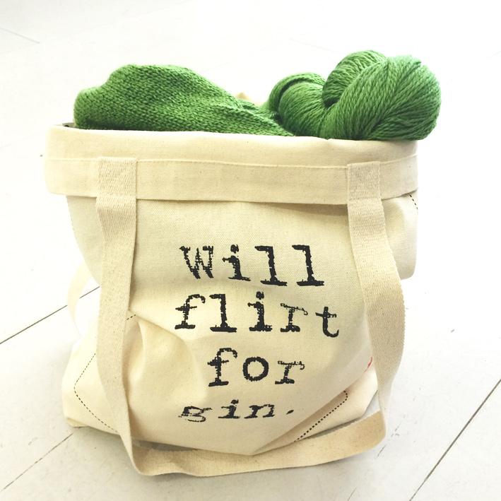 Will Flirt for Gin