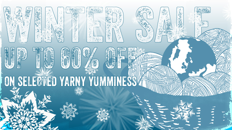 Knit with attitude Winter Sale