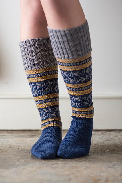 Brighton - CoopKnits Socks