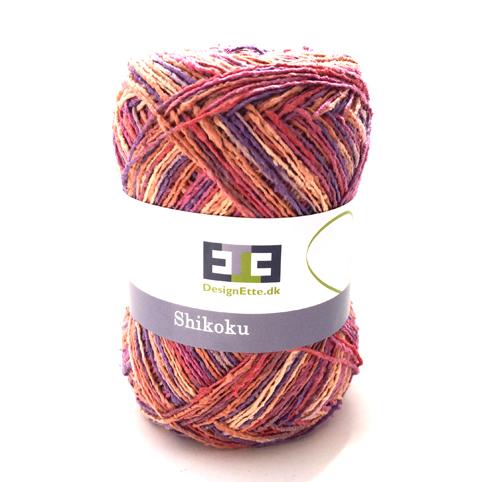 DesignEtte Shikoku - 100% Raw Silk