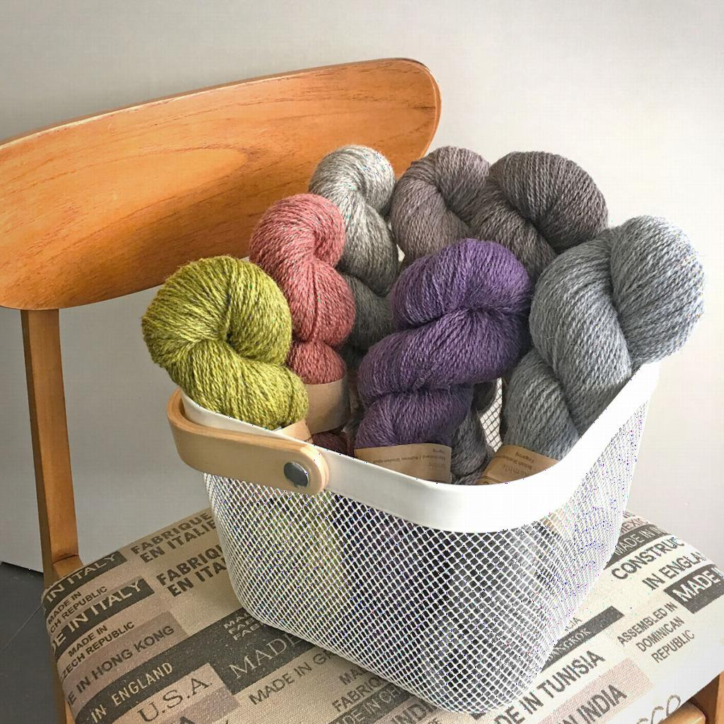 New Yarn: Kettle Yarn Co. – Ramble