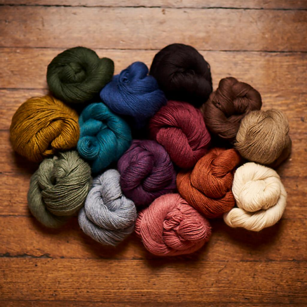 New Yarn: John Arbon Textiles – Devonia DK and 4ply