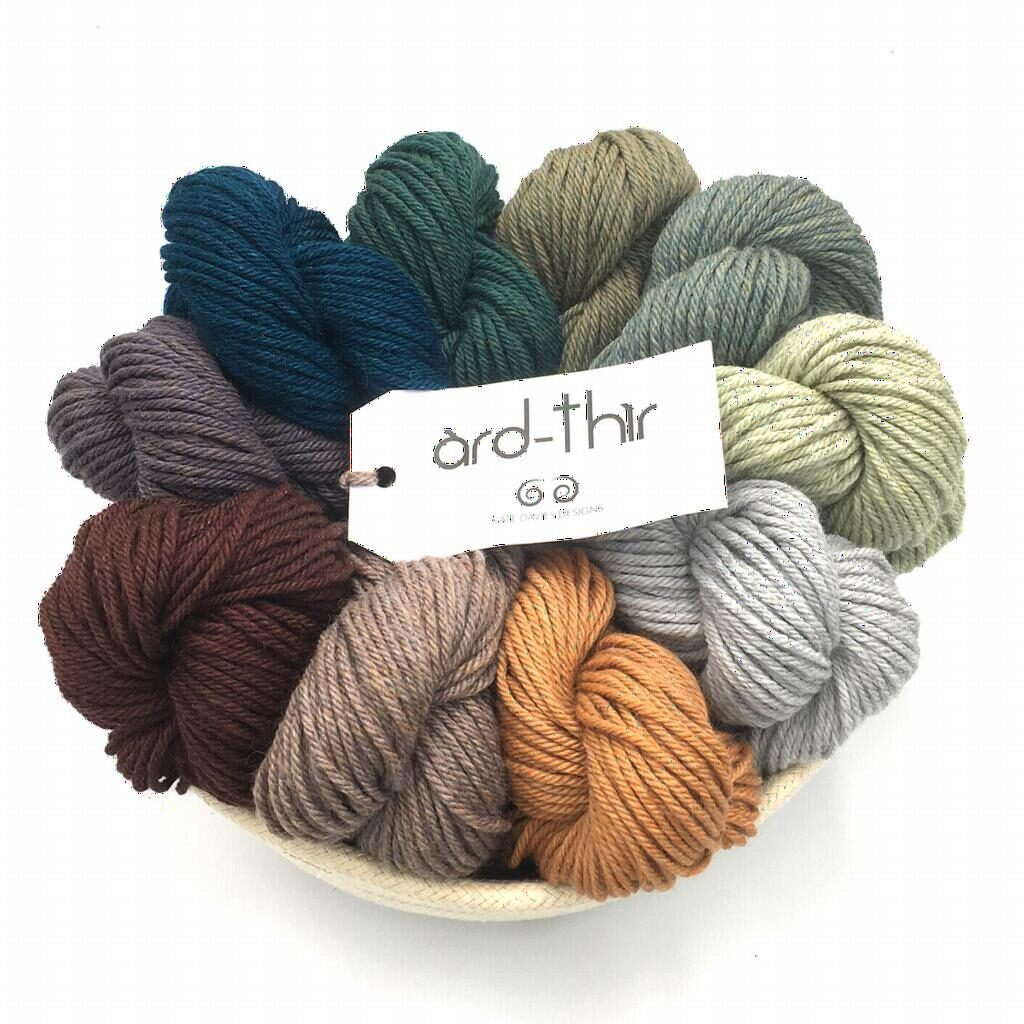 f8f1f736d03 Àrd-Thìr means Highlands in Scottish Gaelic and you couldn t get a better  name than that. A combination of 60% Peruvian Highland Wool and 40%  Superfine ...