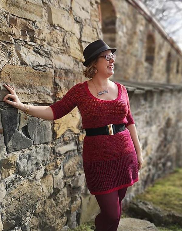 Osloknitter's Delkash Dress
