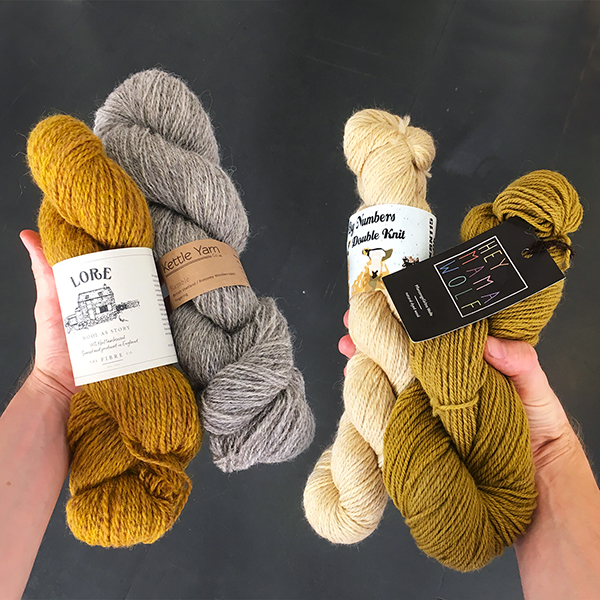 Woollen or Worsted?
